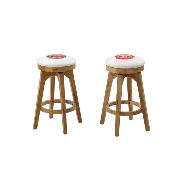 Corona 30 Bar Stool (Set of 2) by ECI Furniture