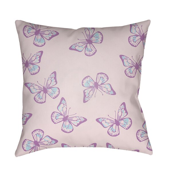Sanchez Cotton Indoor/Outdoor Throw Pillow