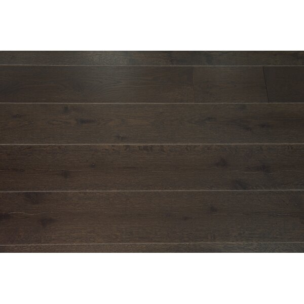 Sydney 7 Engineered Oak Hardwood Flooring in Leather by Branton Flooring Collection