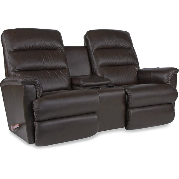 Top Offers Tripoli Reclining Loveseat by La-Z-Boy by La-Z-Boy