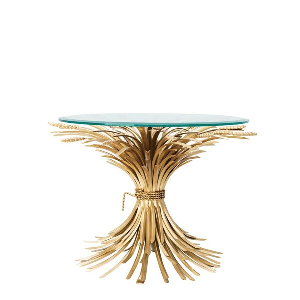 Bonheur End Table by Eichholtz