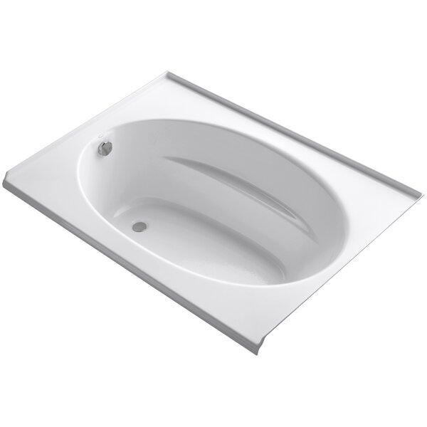 Windward Alcove 60 x 42 Soaking Bathtub by Kohler