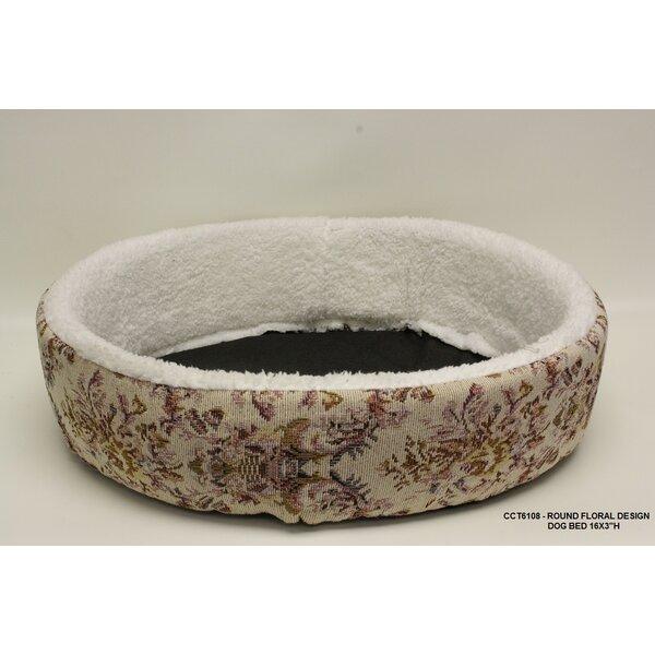 Floral Dog Bed by Desti Design