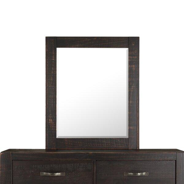 Diemer Rectangular Dresser Mirror by 17 Stories