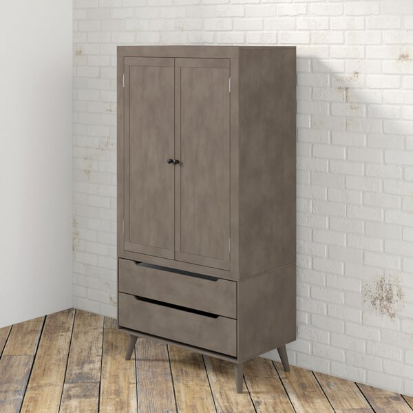 Eisen Armoire by Mercury Row