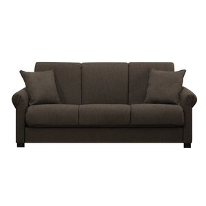 Compare & Buy Alcott Hill Lawrence Full Convertible Sleeper Sofa