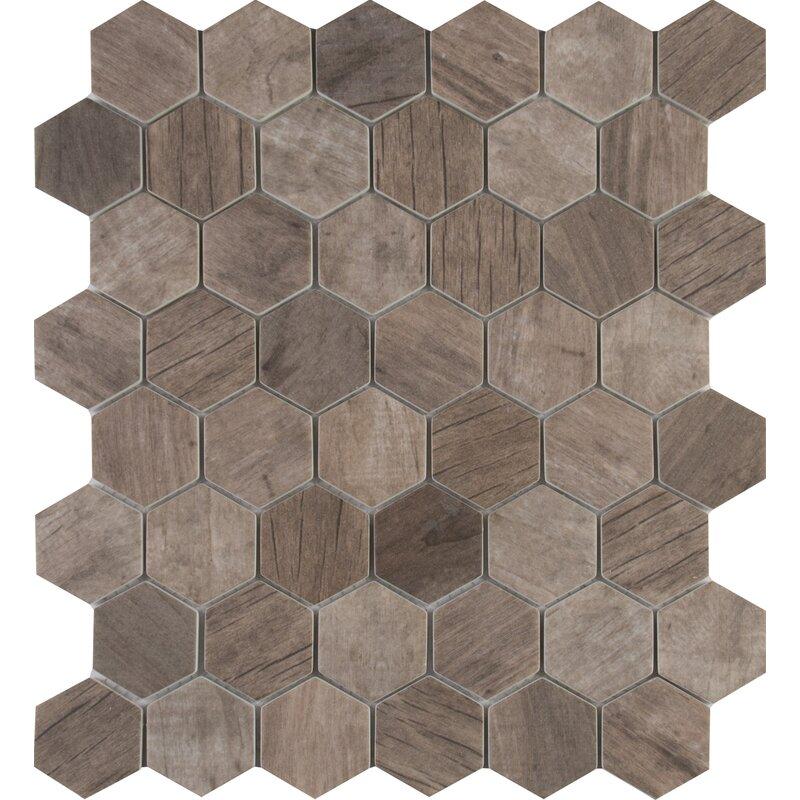 Msi Driftwood Hexagon 2 X Gl
