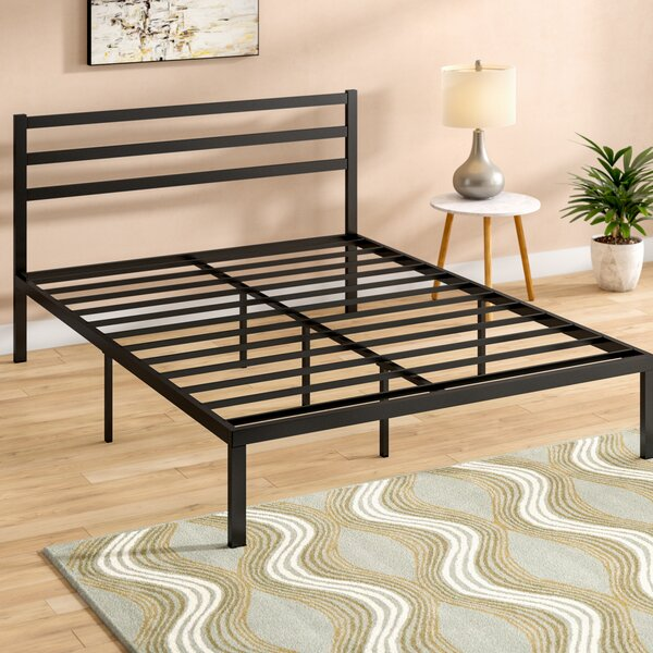 Barth Quick Lock Storage Platform Bed by Trule Teen