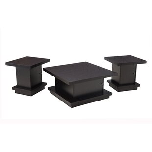 Halli Coffee Table Set Latitude Run