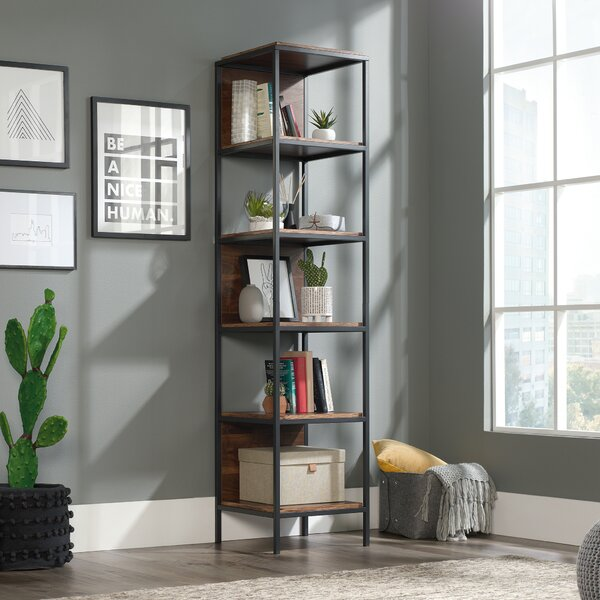 Check Price Alejandre Standard Bookcase