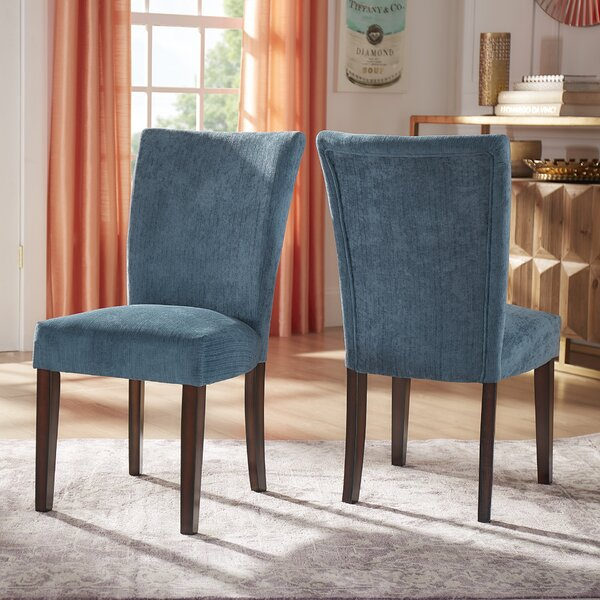 Danberry Upholstered Dining Chair (Set of 2) by Mercer41