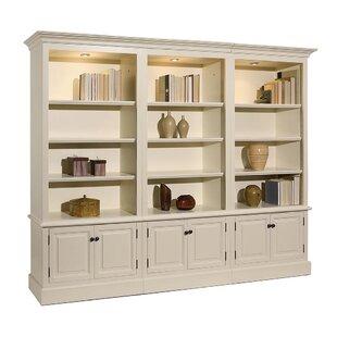 Bargain French Restoration Brighton Oversized Set Bookcase ByA&E Wood Designs