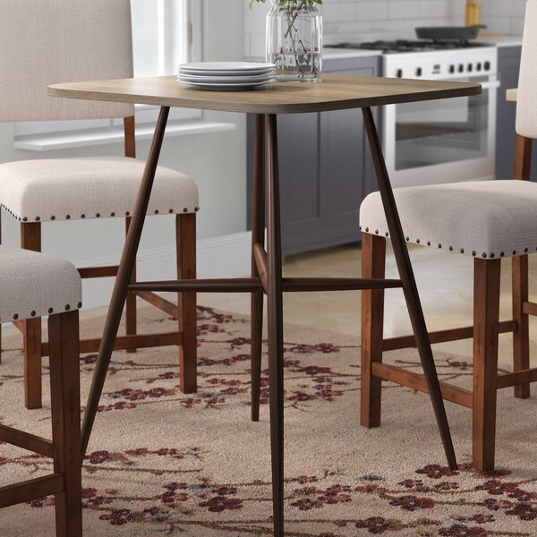 Wheat Ridge Counter Height Dining Table by Laurel Foundry Modern Farmhouse