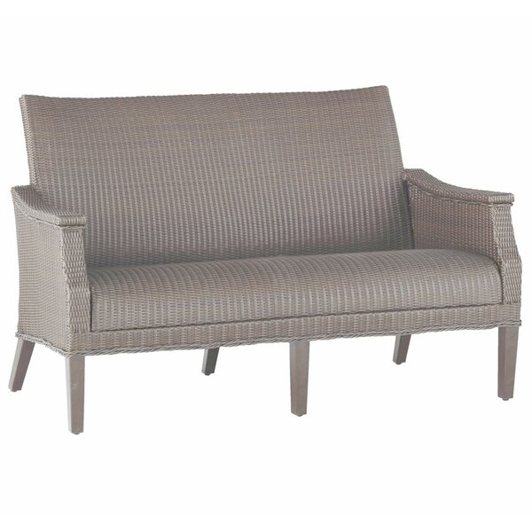 Bentley Loveseat with Cushions by Summer Classics