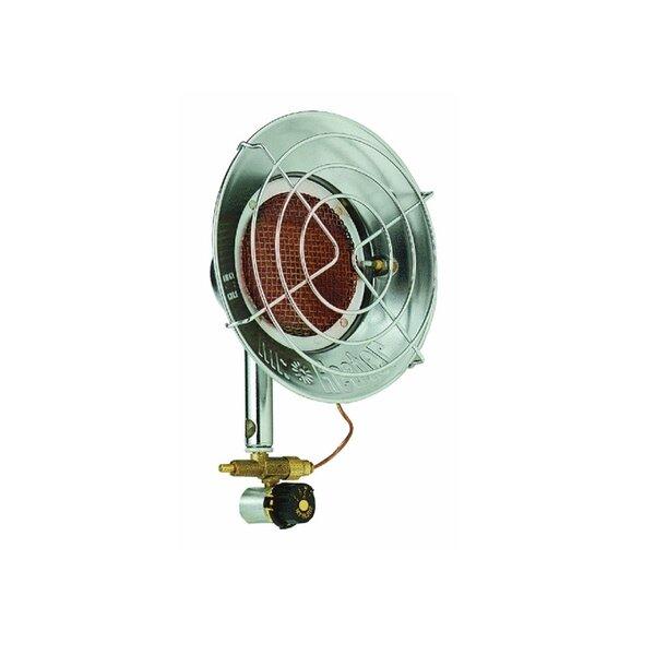 15,000 BTU Portable Propane Standing Patio Heater by Mr. Heater