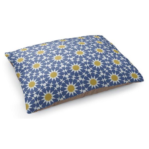 Sunburst Pet Pillow by KAVKA DESIGNS