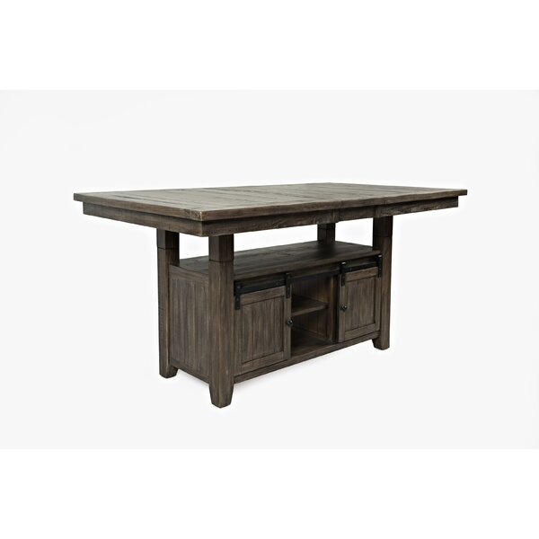 Westhoff Counter Height Extendable Dining Table by Gracie Oaks Gracie Oaks