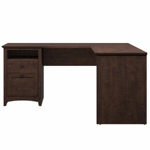 Fralick L-Shape Executive Desk