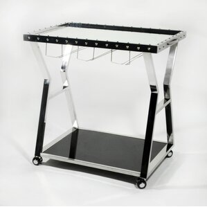 Oslo Bar Cart by RMG Fine Imports
