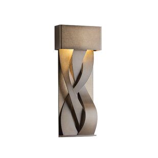 Tress LED Outdoor Flush Mount By Hubbardton Forge Outdoor Lighting