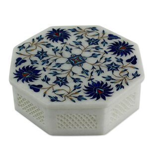 Great choice Bouquet Jewelry Box By Bloomsbury Market