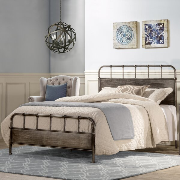 Amoll Standard Bed By Alcott Hill