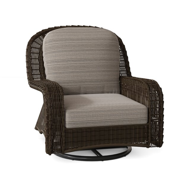 Glider Chair with Cushions by Summer Classics