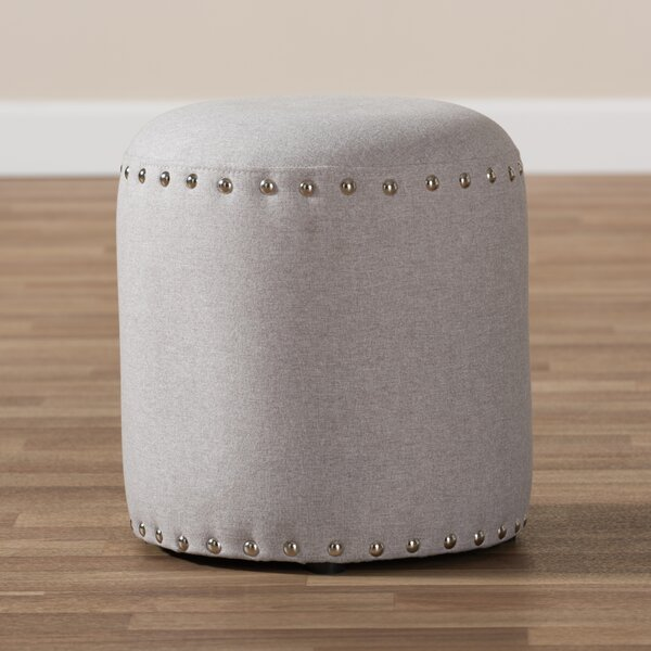 Hoppe Modern and Contemporary Standard Ottoman by Charlton Home