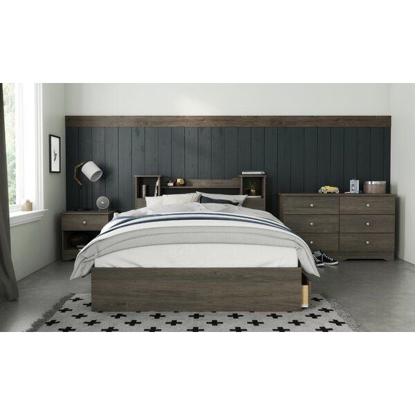 Kiruna Platform 3 Piece Bedroom Set By Latitude Run by Latitude Run Best Design