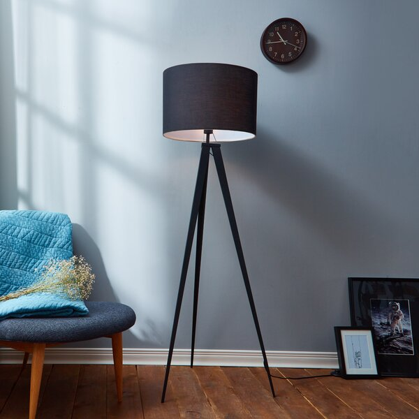 Romanza 60.23 Tripod Floor Lamp by VERSANORA