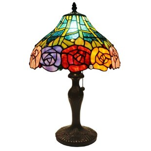 Affordable Roses 19 Table Lamp By Amora Lighting