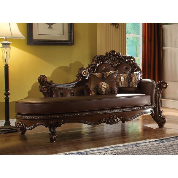 Caputo Chaise Lounge By Astoria Grand