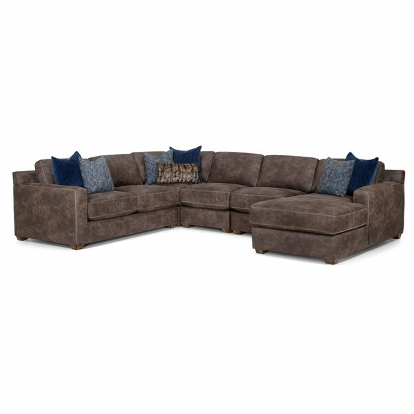 Jameson Left Hand Facing Sectional by Gracie Oaks