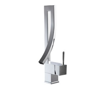 Aqua Elegance Single Lever Wide Spread Bathroom Faucet