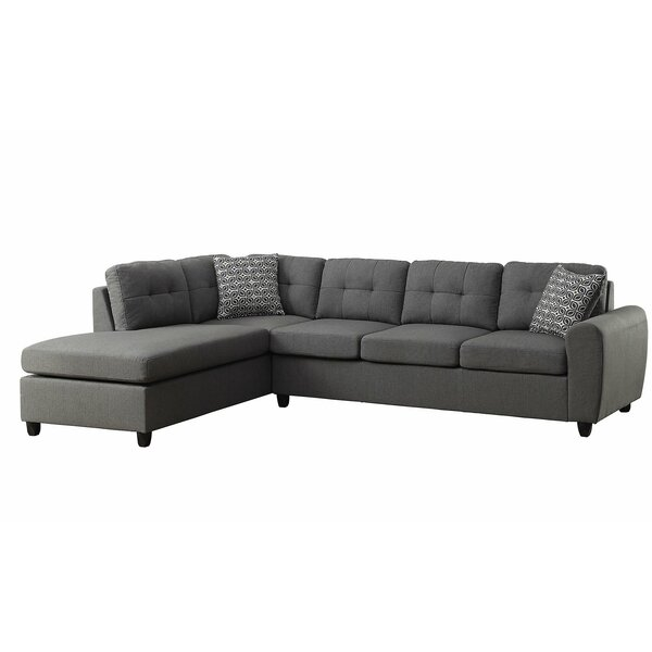 Cyron Reversible Sectional By Winston Porter