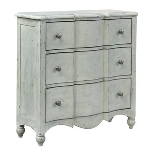 Ozment 3 Drawer Chest
