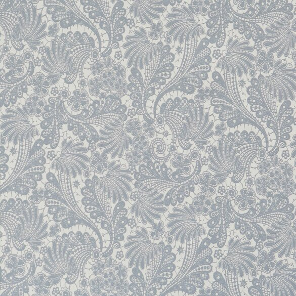 Interlace 32.97 x 20.8 Floral and botanical Wallpaper by Walls Republic