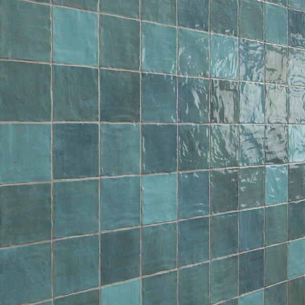 Kingston 4 x 4 Porcelain Wall & Floor Tile