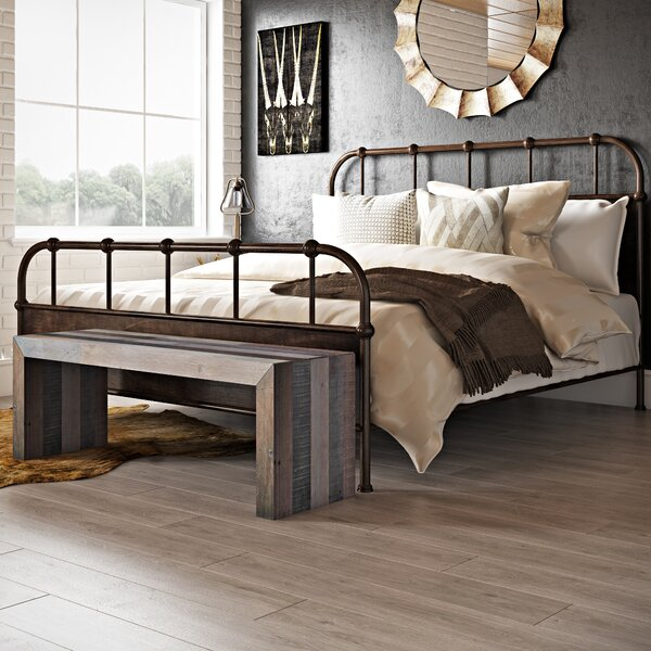 Claremore Panel Bed by Trent Austin Design