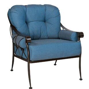 Derby Patio Chair by Woodard