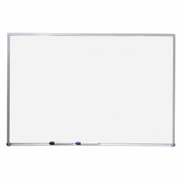 Wall Mounted Whiteboard, 12 x 24 by Quartet®