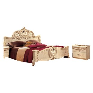 Alexzander Panel Configurable Bedroom Set ByAstoria Grand