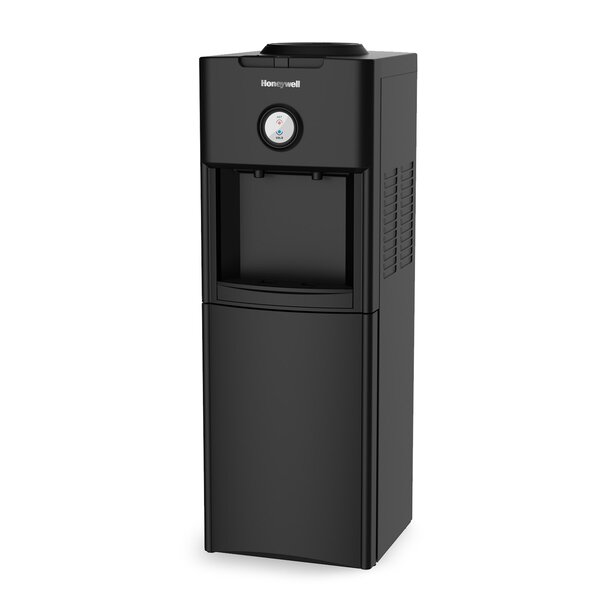 Honeywell Free-Standing Hot and Cold Electric Water Cooler by Honeywell