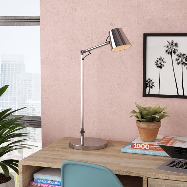 Coralvine 28 Desk Lamp by Wade Logan