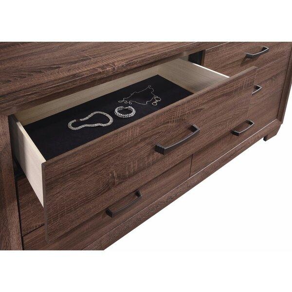 Domenic 6 Drawer Dresser by Brayden Studio Brayden Studio