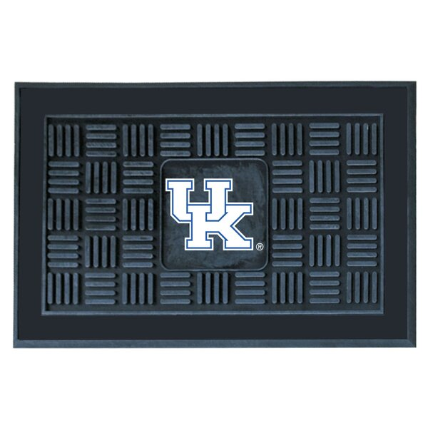 NCAA University of Kentucky Medallion Door Mat by FANMATS