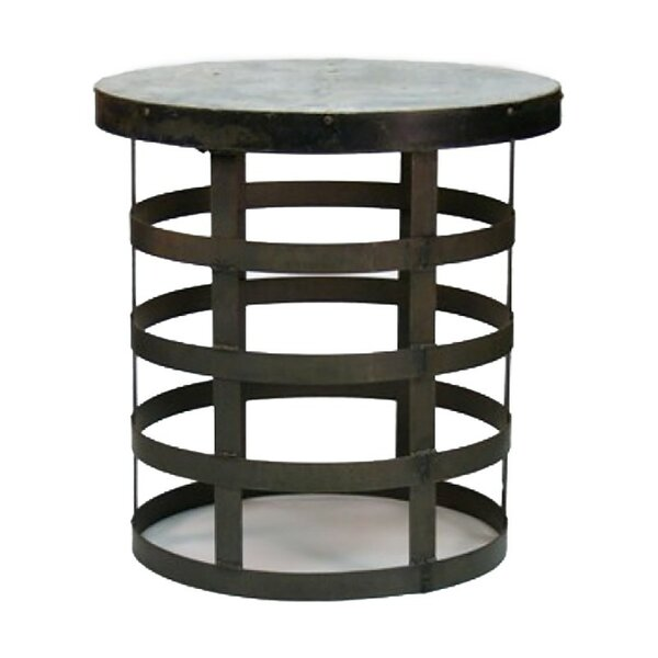 Drewry End Table by 17 Stories