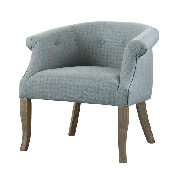 Markeith Barrel Chair by Ophelia & Co.