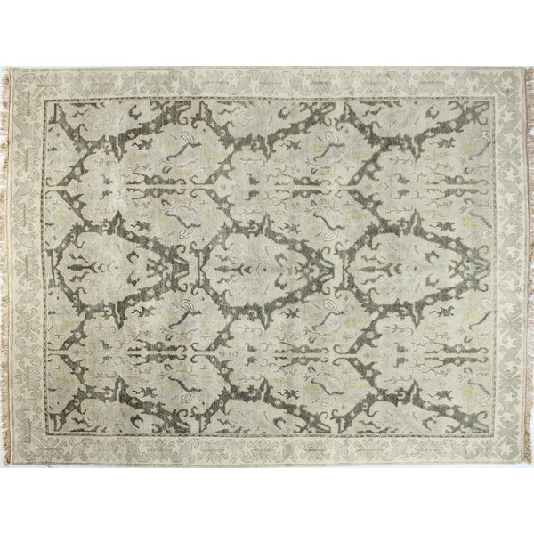 Aliyah Grey Area Rug by One Allium Way