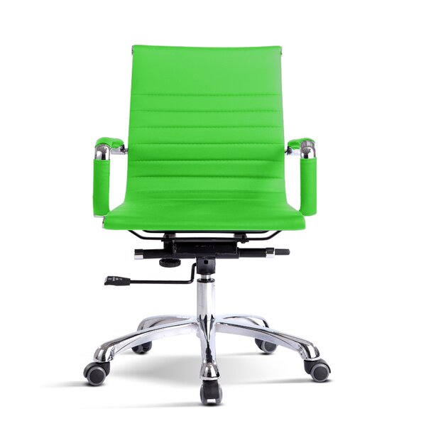 Balser Mid-Back Office Chair by Ebern Designs